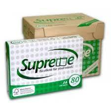 Supreme Excellent A4 Copy Paper 80gsm/75gsm/70gsm