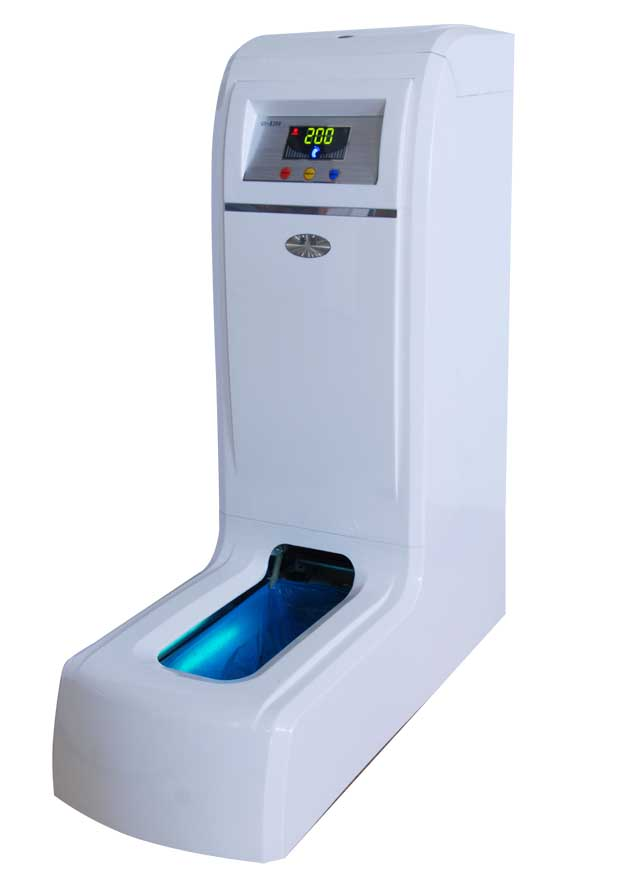 hospital use automatic shoe cover dispenser with best price