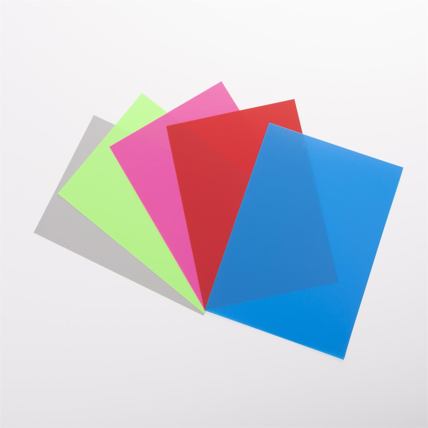 frosted polypropylene sheet for notebook cover