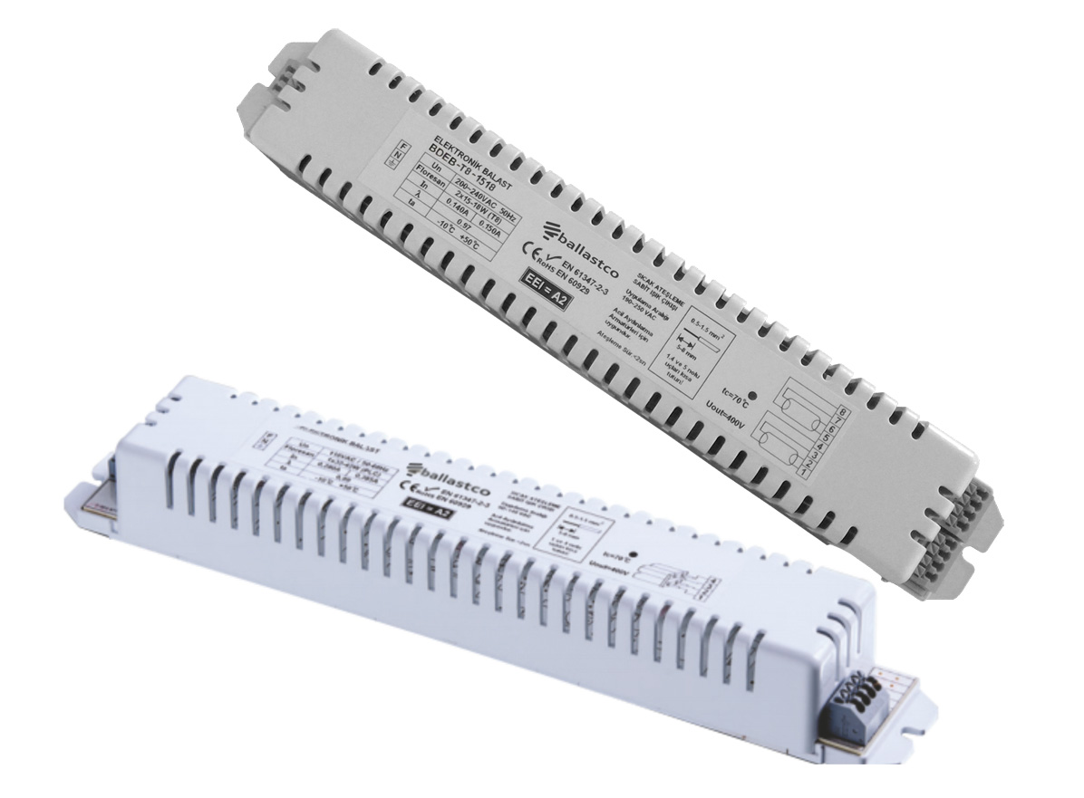 Digital Fluorescent Ballast