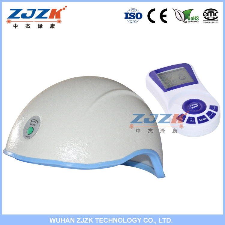 1000mAH Battery Capacity Cold laser therapy faster hair growth cap