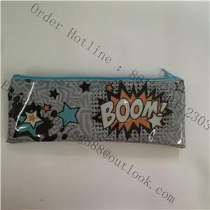 Transparent pvc pen cases,Pvc gift bag
