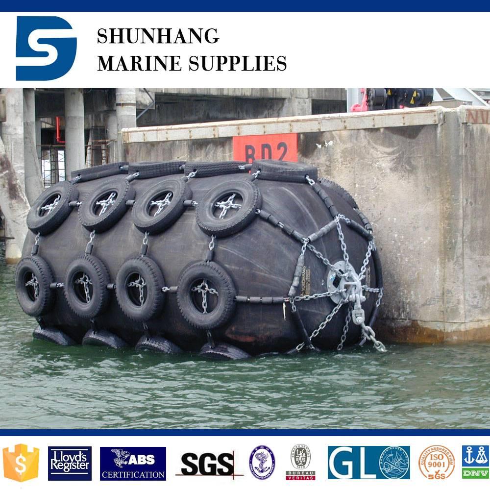 ship side ship pneumatic rubber fender