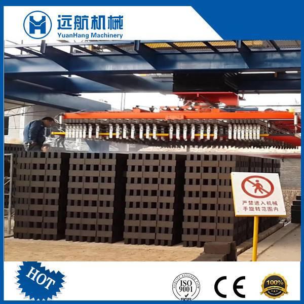 Automatic Brick Stacker Machine for Brick Making