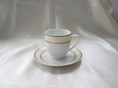 porcelain cup&saucer set