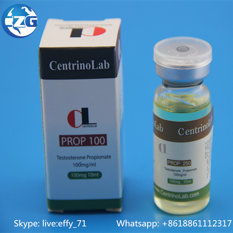 Raw Material Steroid Hormone Testosterone Propionate