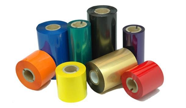 Wax Color Ribbon Thermal Transfer Ribbon Printer Ribbon