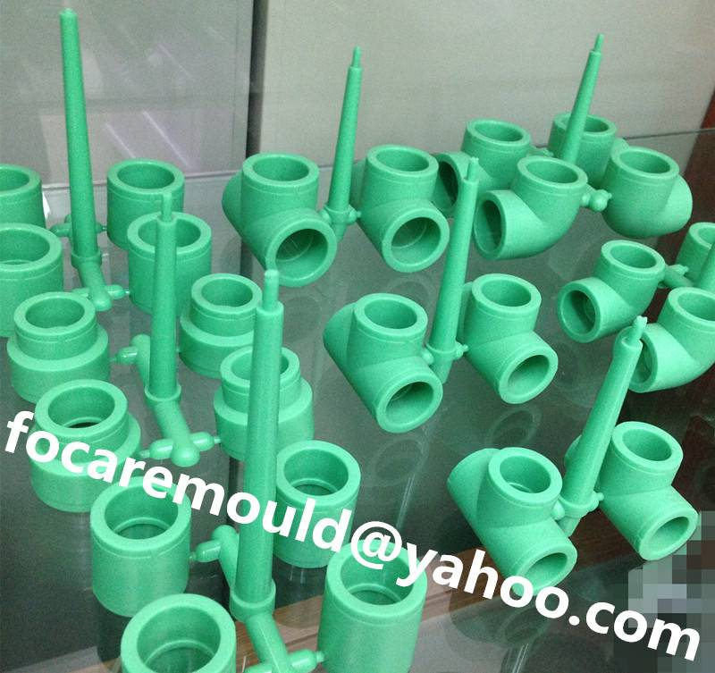 China PPR mold fittings water supply