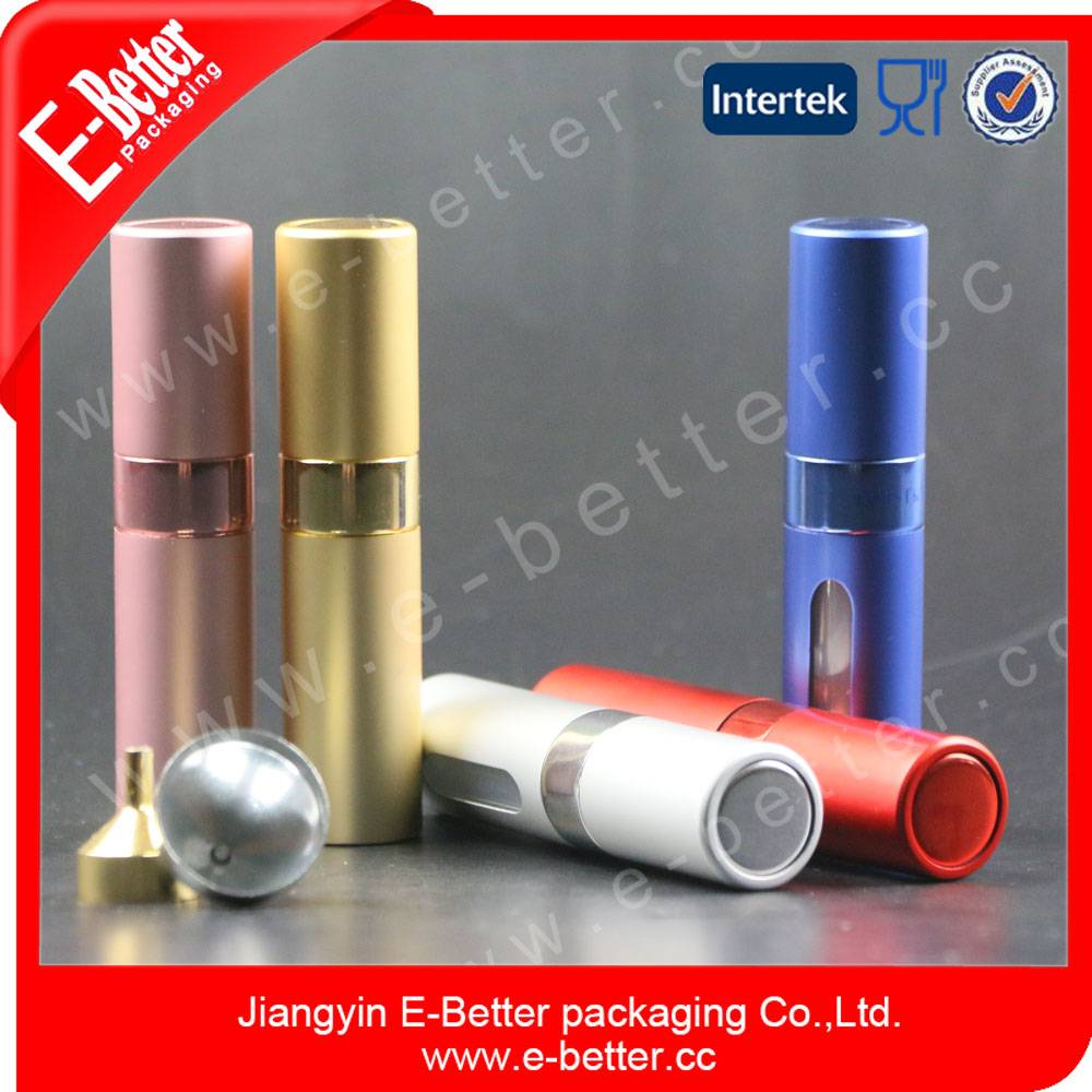 wholesale high quality refillable perfume bottle