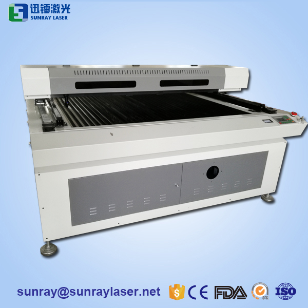 25mm organic glasses laser cutting machinery from China factory