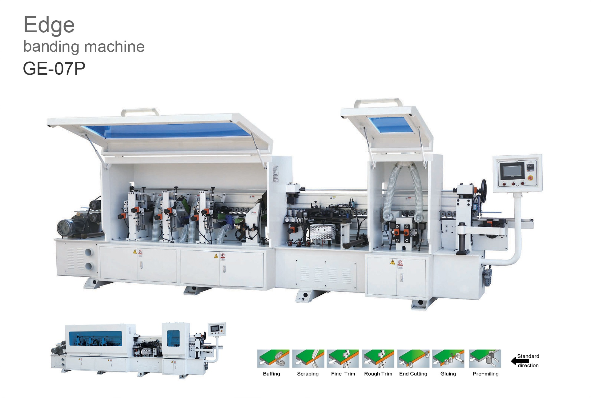 CHINA WHOLESALE EDGE BANDING MACHINE - Qingdao glory