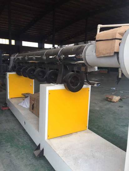 PVC spinneret Carpet Production line