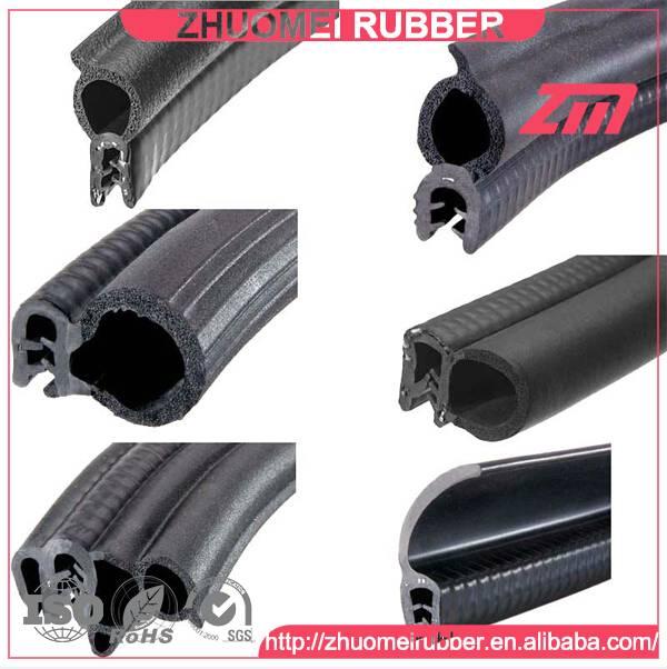 Automotive Rubber Weatherstrip