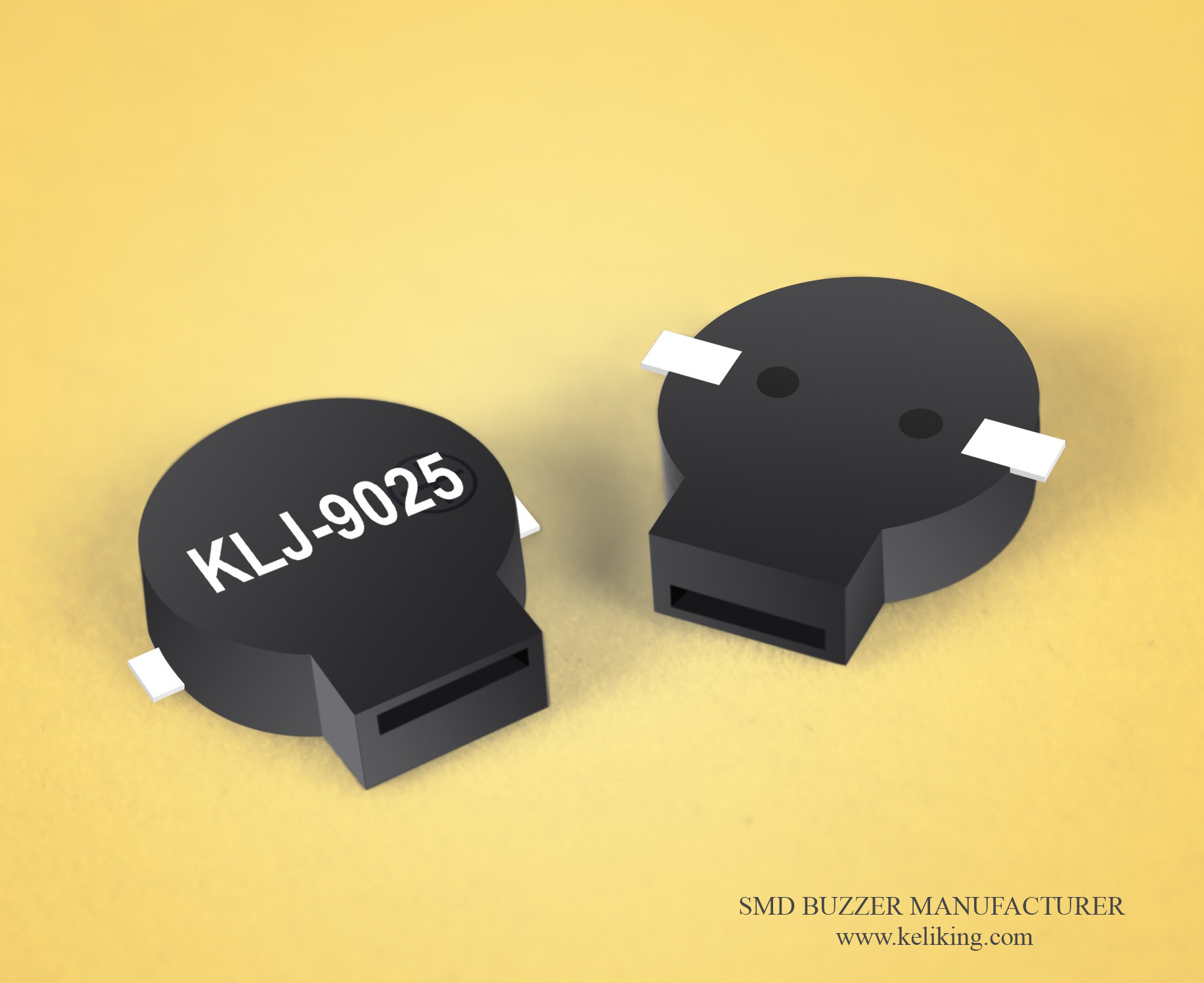 SMD Buzzer Magnetic Surface Mounted Buzzer, KLJ-9025-3627
