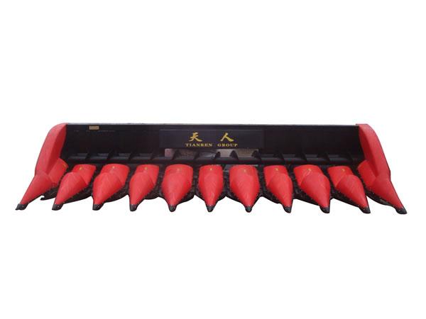 Ten Rows Corn Header