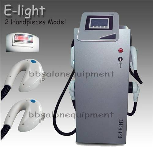 E-light IPL+ Radio Frequency RF Laser Hair Removal Skin Rejuvenation Spa Beauty Machine