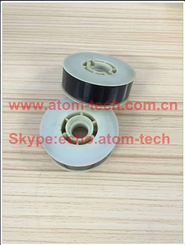ATM parts NCR parts TAPE-ESCROW 2 (Black)_upper 009-0017579,0090017579