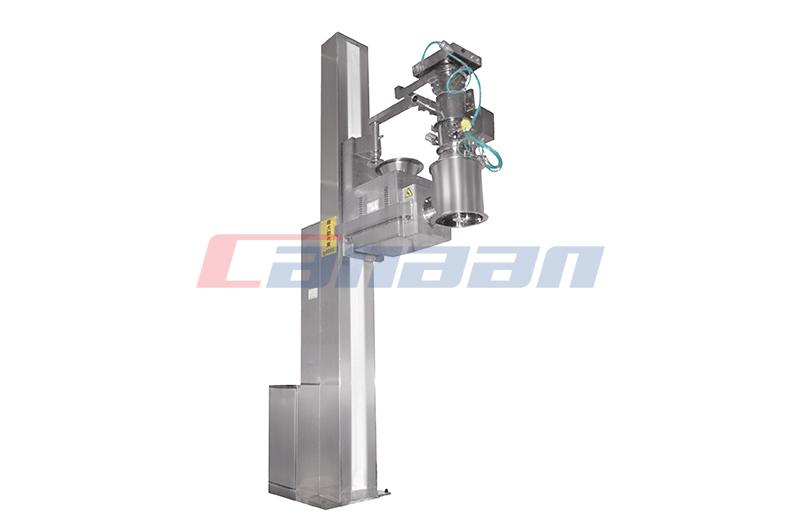 Vacuum Mill Stationary supplier