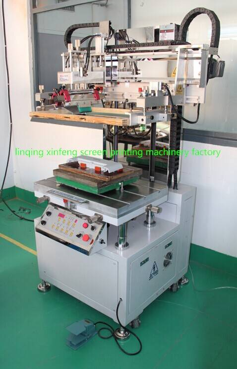 automatic silkscreen printing machine