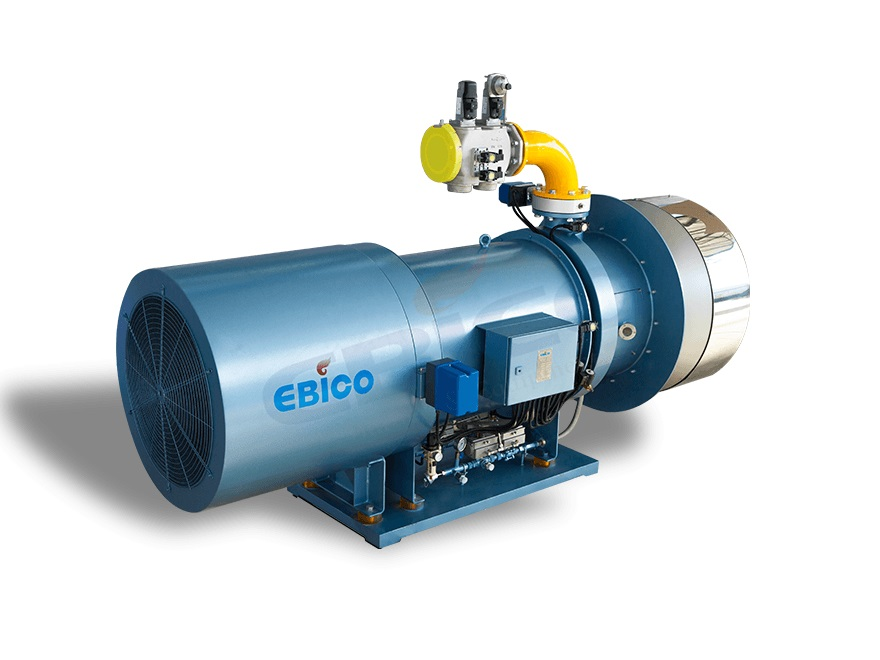 EI-G Special Axial-flow Type Burner for the Asphalt Mixing Plant
