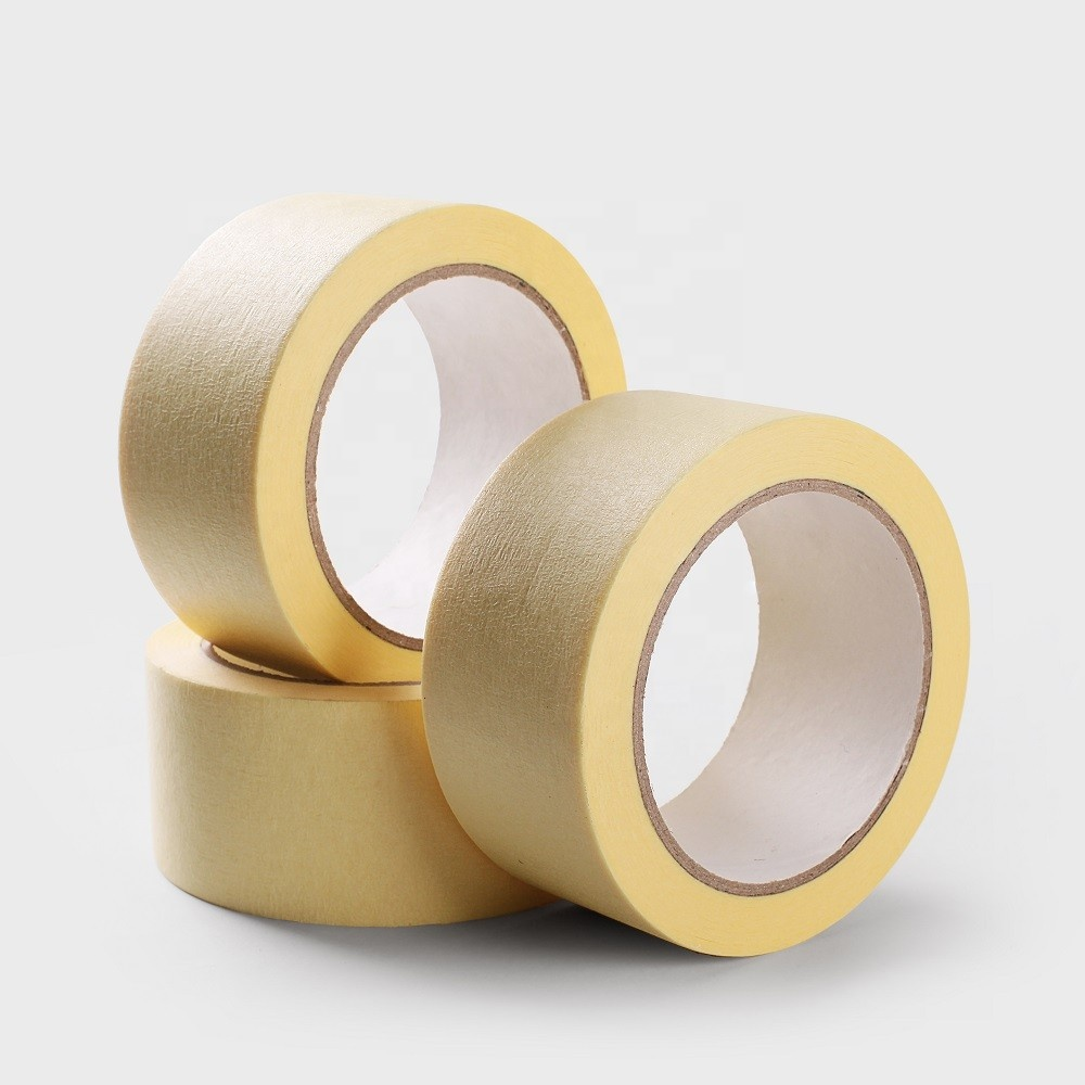 2019 Best Selling Heat Resistant Paintable Masking Tape Price