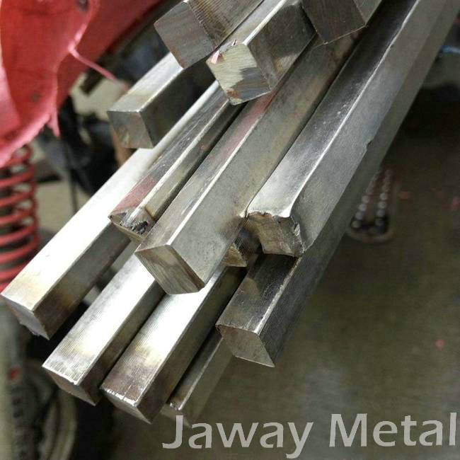 904L stainless steel square bar