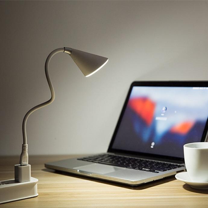 LED table lamp Bluetooth speaker