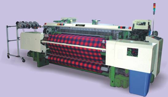 model GA737B series flexible rapier weaving machine
