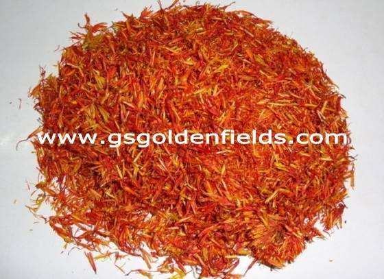 Safflower Red Flowers Flowers Carthami Dried Flowers