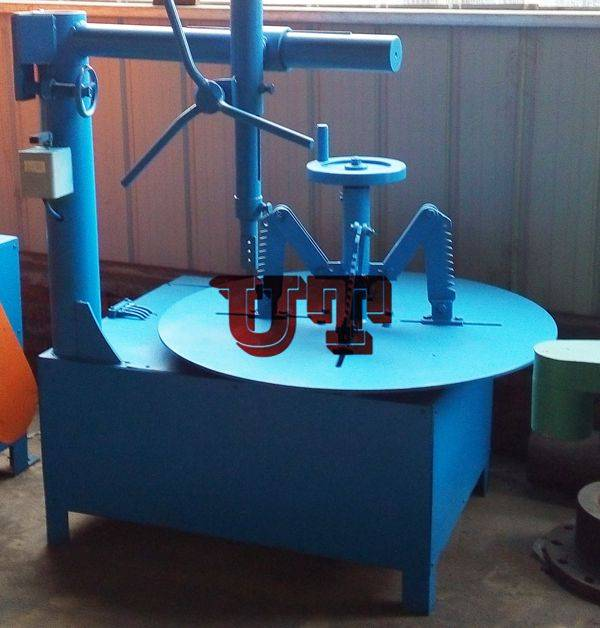 Tyre side wall cutter / Tire bead cutting machine/ tire ring cutter /Waste Tire Bead Separator / Sid