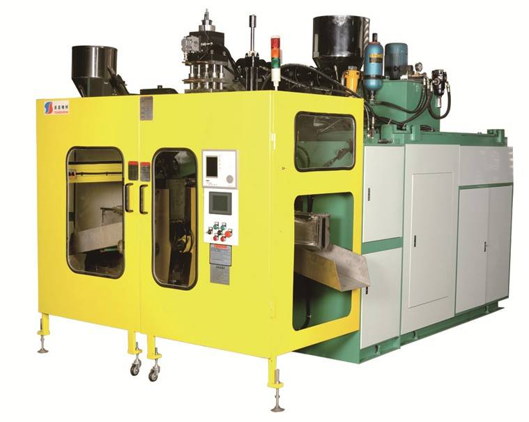 SPB-5L Blow Moulding Machine