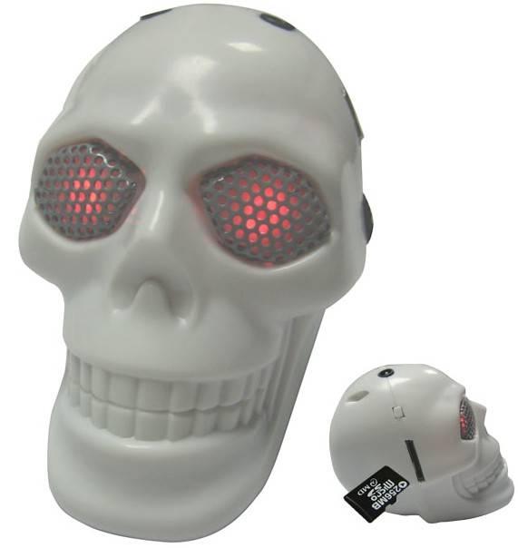 Skull promotion speaker, gift promotion speaker, offer MiNi speaker, supply MP3 speaker, mobile mini