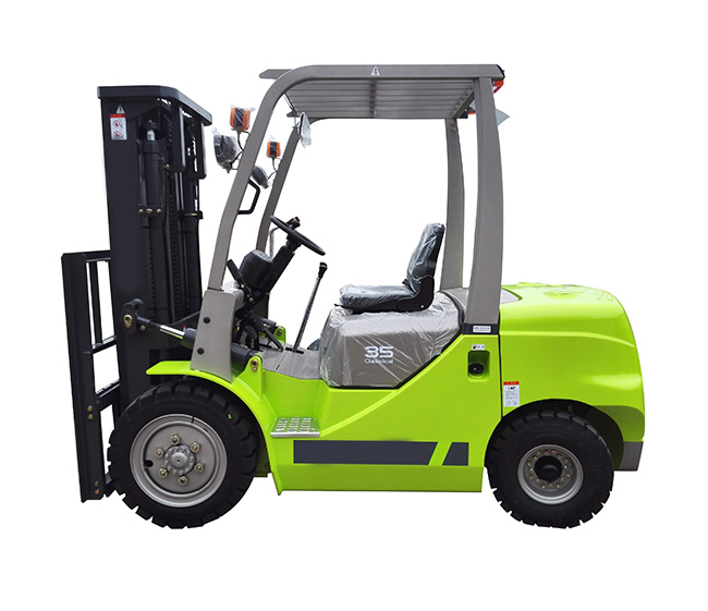 Safe Diesel Forklift Trucks