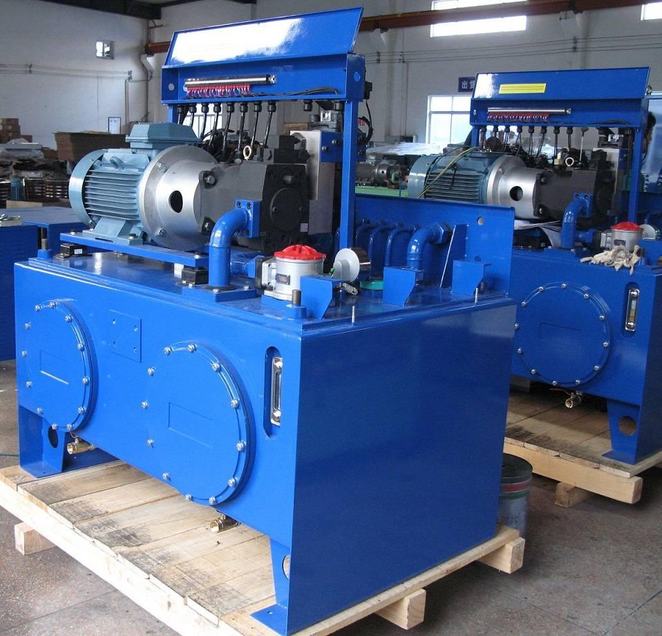 hydraulic power system hydraulic power unit hydraulic pump hydraulic motor
