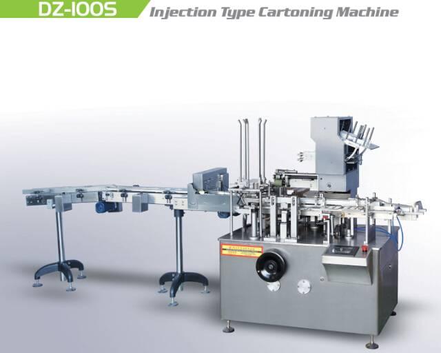Injection Type Cartoning Machine