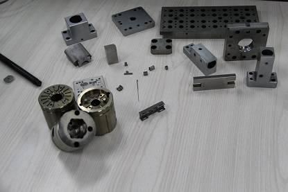 precision mould parts