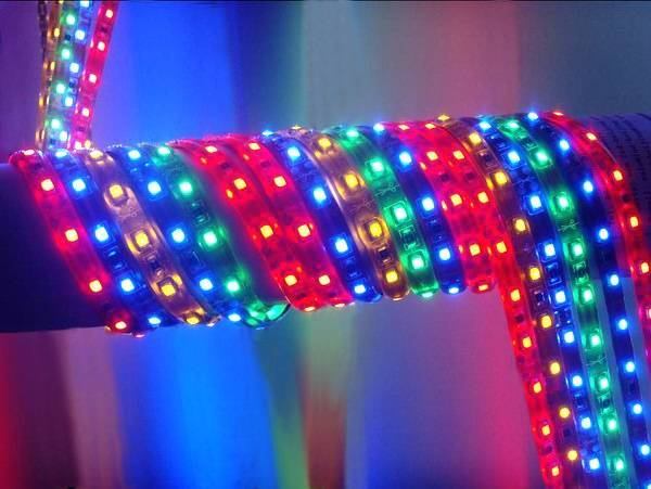 RGB LED Strip (Flexible SMD Waterproof IP65 )