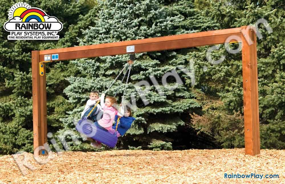 Commercial Tire Swing