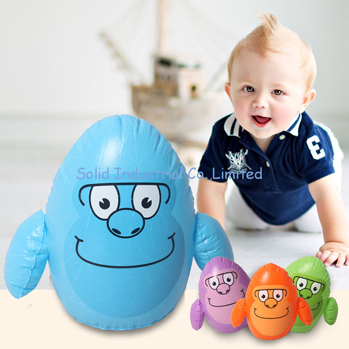 Sand Base or Water Base Inflatable Tumbler Toys
