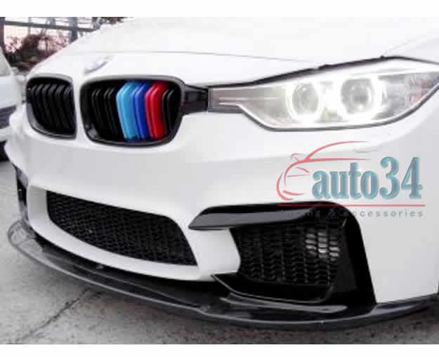 BMW (F30) 3 Series M3 (F80) Model, Front Bumper Lip