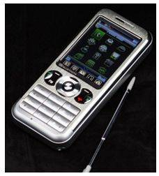 Dual card mobile phone (AK--MT309)