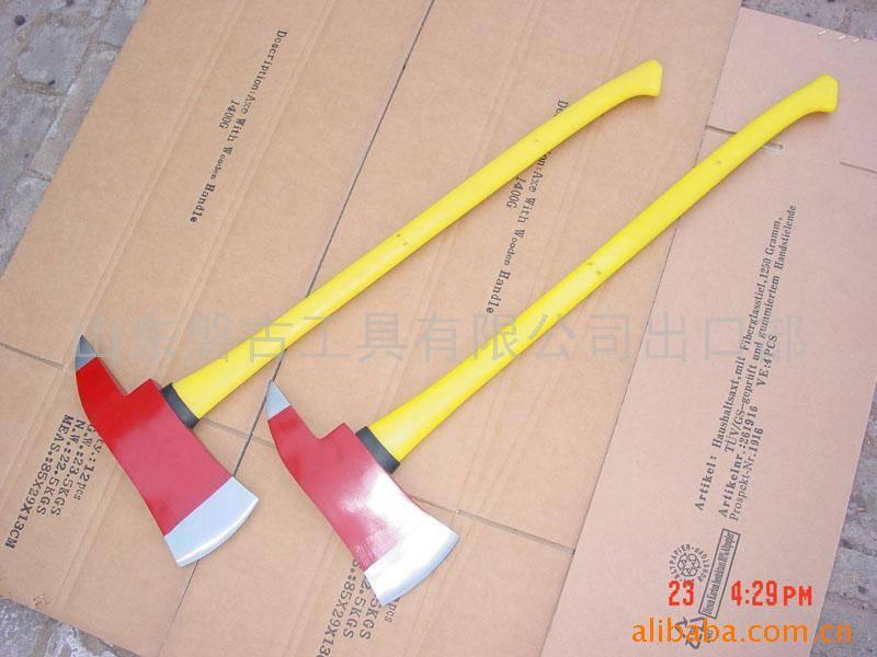 fireman's axes