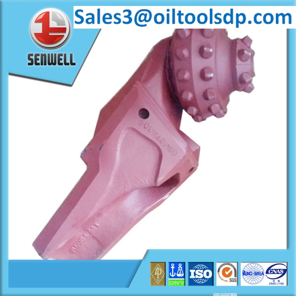 single cone leg of API standard tricone rock drill bits used for mining