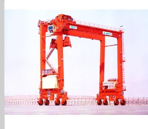40 tons rtg and rmg crane