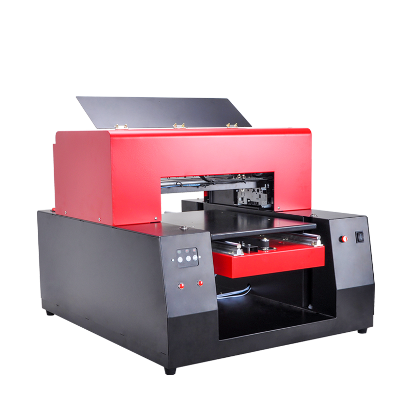Best small UV flatbed printer a3 size printing flatbed printer on wood for sale NVP3260