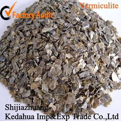Vermiculite (raw vermiculite expanded vermiculite)