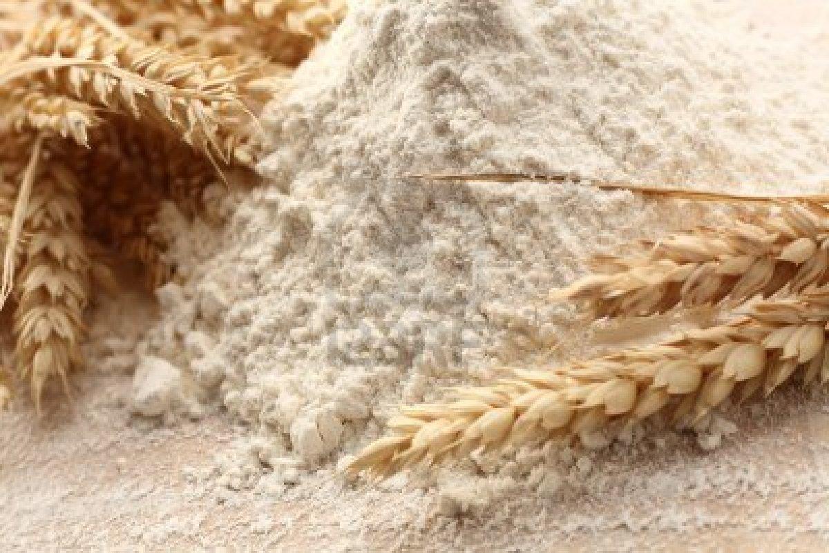 White wheat flour type 500