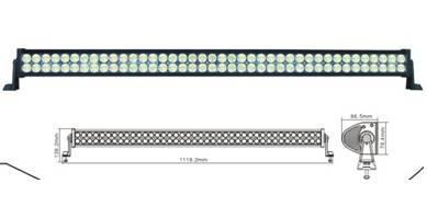 Led worklight, 240w, 10-30V DC aluminium 680pcs 3W light bar for jeep, SUV,ATV driving light  (Led w