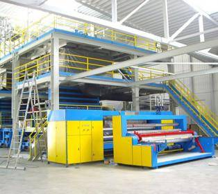 (SMS)2.4m Spunbond nonwoven machinery