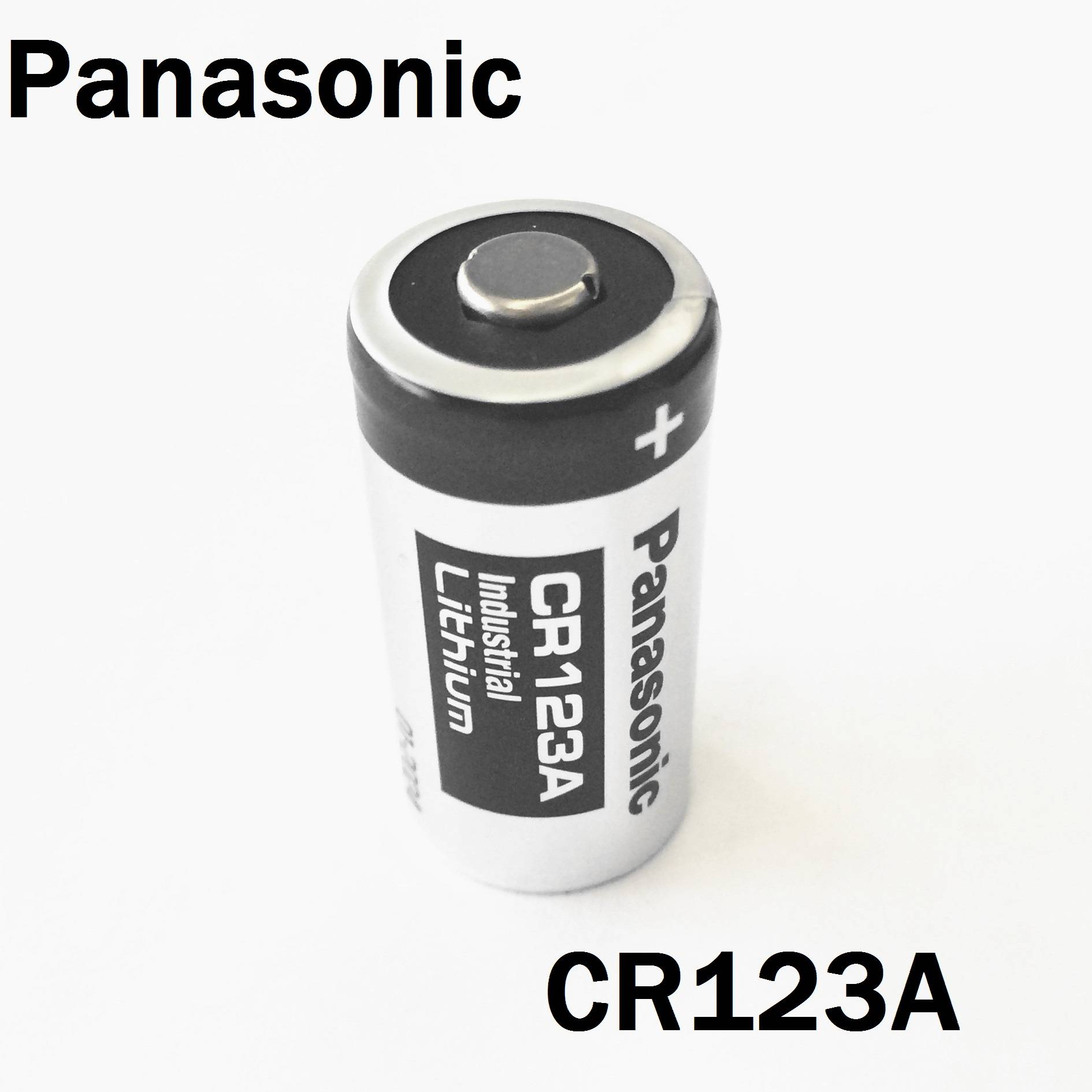 3V Available Stock CR123A 17345 Lithium Battery for Smoke Alarm